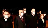 İçişleri Bakanı Süleyman Soylu İzmir'e geldi