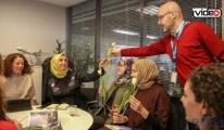 İGA'dan ilginç Anneler Günü kutlaması!video