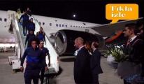 video İGA'dan Süper Kupa ekiplerine özel karşılama