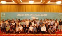 İGA, Liseli Gençleri Hayallerine Uçuruyor