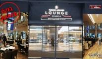İGA THY iç hat lounge açıldı!video