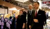 İGA yolcuları duty free mağazalarına bekliyor!video