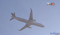 İstanbul Havalimanı'nda uçaklar havada tur atıyor!video