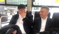 İki Başkan İstanbul Havalimanı'nda