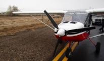 İki çocuk uçak kaçırdı