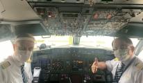 İlk uçuşumuzla İzmir'e indik, sonunda sizlere kavuştuk.