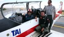 İlk Yerli Sivil Eğitim Uçağı Hürkuş'un Sertifikasyon Töreni