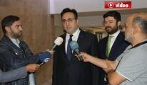 İlker Aycı, Gazetecilere 15 Temmuz'u anlattı