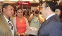 İlker Ayc,Yabancı gazetecilere FETÖ'yü anlattı