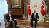 İmamoğlu, Erdoğan'ı Atatürk Havalimanı'nda karşıladı