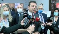 İmamoğlu: Gezi Parkı'yla ilgili mülkiyet davası açacağız