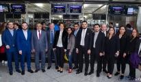 IndiGo, Yeni Delhi'den İstanbul'a İlk Uçuşunu Gerçekleştirdi
