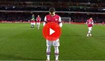 İngiltere'de Gündem Mesut'un Duası