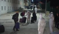 İngiltere'den getirilen 61 kişi, Kırıkkale'de gözlem altına alındı