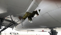 İngiltere hava sahasını Boeing 777 uçaklarına kapattı