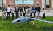 'İnsansız Hava Aracı' Yaptılar