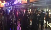İntihar olayı Havalimanı metrosunu aksattı!