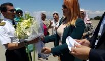Irak Havayolları Antalya -Bağdat uçuşları başladı