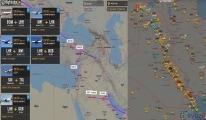 Irak ve İran'daki sivil hava trafiği için ilgili NOTAM'lar