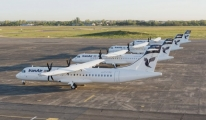 Iran Air Takes Delivery Of İts First Four ATR 72-600s