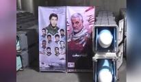 İran, yeni füze kentinin tanıtımını yaptı(video)