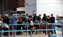 İranlı yolcular için uçuşlara izin verildi