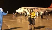 İRLANDA'dan havayoluyla Kars'a geldiler