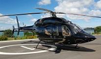 İş dünyasında özel helikoptere talep iki kat arttı
