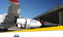 İş garantili uçak bakım kursu