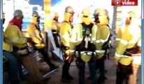 işçi Muhabir 3. Havalimanı İnşaatını Anlattı!video