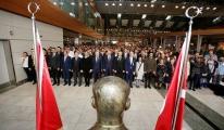 ISG 10 Kasım Atatürk'ü Anma Töreni