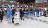 #İSG'den İlk 4 ayda 5.5 milyon yolcu uçtu(video)