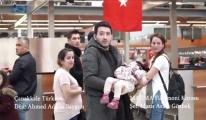 #İSG Havalimanındaki Çanakkale türküsü unutulmadı(video)