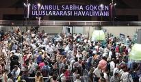 İSG'yi arife günü yaklaşık 120 bin kişi kullandı
