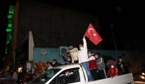İsrail'in Gazze ve Mescid-i Aksa'ya saldırıları Keşan'da protesto edildi