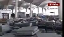 İstanbul 3. Havalimanı 21 Nis 2018 Son Hali Çatı Katı
