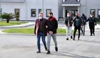 İstanbul'a getirilen 6 askerden 4'ü tutuklandı