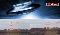 İstanbul'da gizemli görüntülerdeki cisimler: UFO