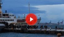 İstanbul'da İDO Seferleri İptal Edildi!