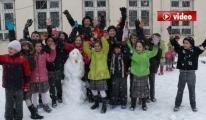 İstanbul'da okullar  tatil  video
