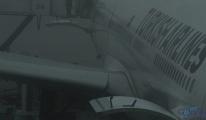 İstanbul'da sis uçuşları vurdu