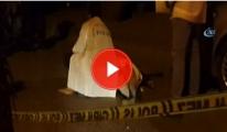 İstanbul'da Sokak Ortasında İnfaz