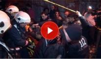 İstanbul'da Yangın: 2 Çocuk Feci Şekilde Can Verdi!