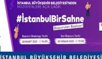 İstanbul dev bir açık hava sahnesine dönüşüyor