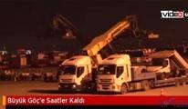 İstanbul Havaalanı'na büyük taşınma başlıyor!video
