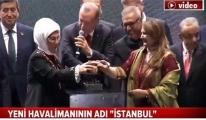 İstanbul Havalimanı açıldı!video