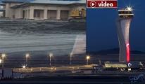 İstanbul Havalimanı Devlet Konukevi son hali!video