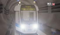 İstanbul Havalimanı Gayrette Metrosu!video