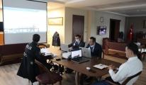 İstanbul Havalimanı Güvenlik Komisyonu Toplantısı yapıldı