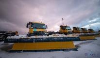 İstanbul Havalimanı karla mücadeleye hazır!